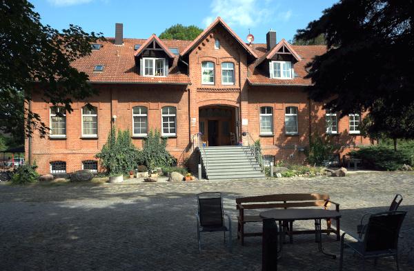 Anderter Straße Wohheim Aussenansicht